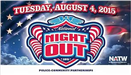 Tuesday August 4, 2015 National Night Out
