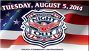 Tuesday, August 5, 2014 National Night Out